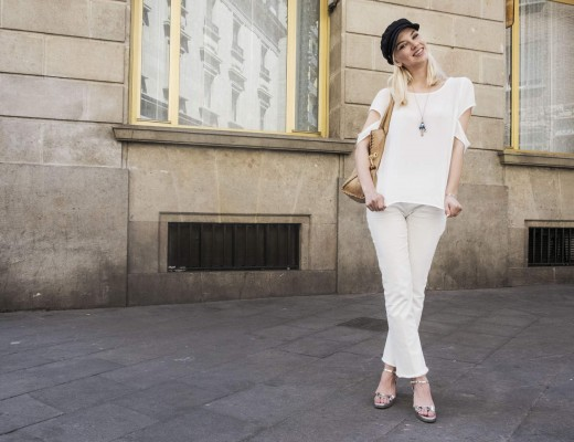 Crispy White Spring Fashion2